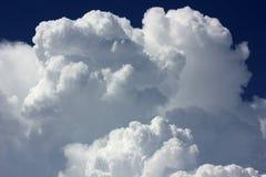 Primo piano di potenza di monsone Fotografia Stock