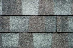Primo piano di struttura delle mattonelle di tetto immagini stock libere da diritti