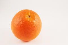 Primo piano di un arancio Fotografie Stock