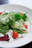 Primo piano di verdure dell'aperitivo Fotografia Stock