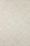 Primo piano diagonale di tela grigio-chiaro di struttura Immagini Stock Libere da Diritti
