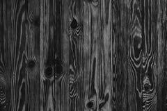 Primo piano nero di legno di alta qualità di struttura del fondo Immagine Stock