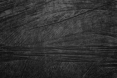 Primo piano nero di legno di alta qualità di struttura del fondo Progettazione come a Immagine Stock