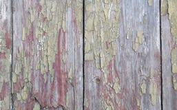Primo piano orizzontale della foto di struttura dei bordi di legno Fotografia Stock Libera da Diritti