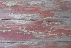 Primo piano orizzontale della foto di struttura dei bordi di legno Fotografia Stock