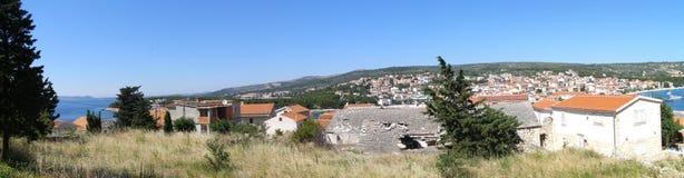 Primosten, Croatia Stock Photography