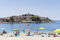 Primosten, Croatia, August 5 2017 Royalty Free Stock Photo