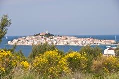 Primosten, Kroatien Lizenzfreie Stockfotos