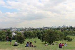 Primrose Hill, London Stock Image