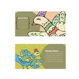 Primtivnye fåglar stock illustrationer