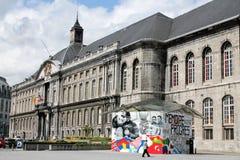 Prince évêque Palace Liege Image stock