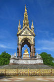Prince Albert Memorial, Hyde Park area, London, UK Royalty Free Stock Photos
