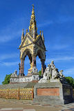 Prince Albert Memorial, Hyde Park area, London, UK Stock Photo