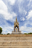 Prince Albert Memorial , Kensington Gardens, London,United Kingdom Royalty Free Stock Photography