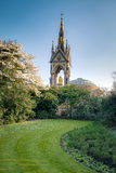 Prince Albert Memorial in London, England Royalty Free Stock Photography
