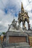Prince Albert Memorial, London Stock Images