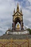 Prince Albert Memorial, London, Great Britain Royalty Free Stock Photos