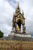 Prince Albert Memorial, London, Great Britain Royalty Free Stock Images