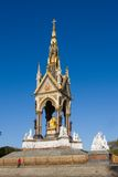 Prince Albert monument in Hyde park Stock Images