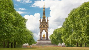 Prince Albert monument, Hyde park London