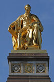 Prince Albert statue Royalty Free Stock Images