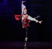 """Prince of Arabia- ballet """"One Thousand and One Nights"""" Royalty Free Stock Images"""