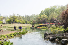 Prince Bay Park scenery Stock Photo