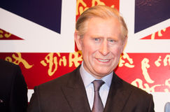 Prince Charles du Pays de Galles Photos libres de droits