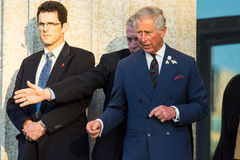 Prince Charles Royalty Free Stock Photography