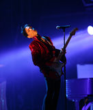 PRINCE IN CONCERT Stock Images
