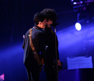 PRINCE IN CONCERT Royalty Free Stock Photo