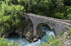 Prince Danilos Bridge stock photos