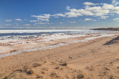 Prince Edward Island Beach Stock Photography