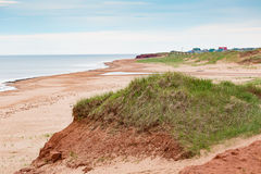 Prince Edward Island Beach Royalty Free Stock Images