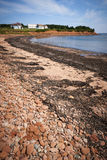 Prince Edward Island coastline Stock Images