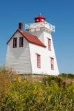 Prince Edward Island lighthouse Stock Images