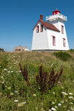 Prince Edward Island lighthouse Royalty Free Stock Image