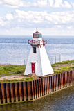 Prince Edward Island Lighthouse Royalty Free Stock Photo