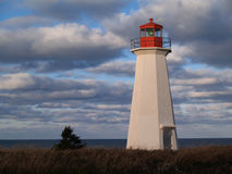 Prince Edward Island Lighthouse Stock Photography