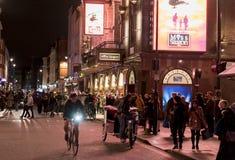 Prince Edward Theatre playing Miss Saigon in Soho London UK Stock Photos