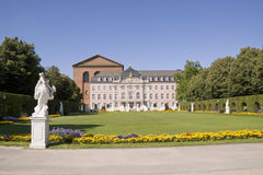 prince för slott för basilicaconstantine electors Royaltyfri Foto