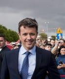 Prince Frederik du Danemark Images stock