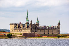 Prince Hamlet´s castle in Elsinore, Denmark Royalty Free Stock Image