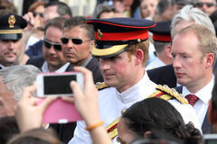 Prince Harry Royalty Free Stock Photo