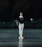 The prince hunting-ballet Swan Lake Royalty Free Stock Image