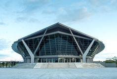 Prince Mahidol Hall in Mahidol university Royalty Free Stock Photos
