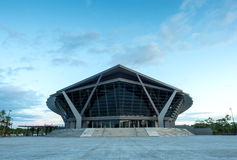 Prince Mahidol Hall in Mahidol university Stock Photos