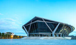 Prince Mahidol Hall in Mahidol university Royalty Free Stock Photo