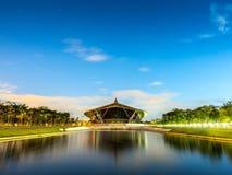 Prince Mahidol Hall in Mahidol university Stock Photos