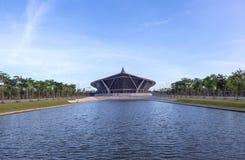 Prince Mahidol hall in Mahidol university Stock Photography